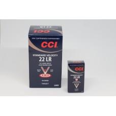 CCI Standart Velocity .22lr 500kpl