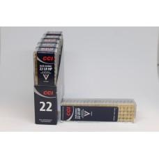 CCI Subsonic HP .22lr 100kpl