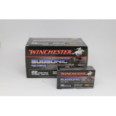 Winchester Subsonic Hp .22lr