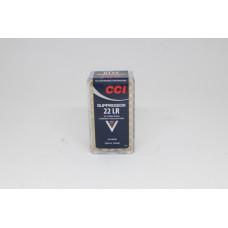 CCI Supressor .22lr Subsonic HP